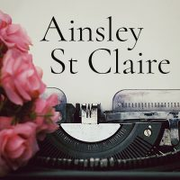 Author Ainsley St. Claire