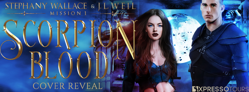 SCORPION BLOOD Cover Reveal