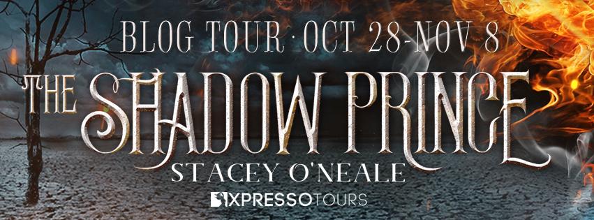 THE SHADOW PRINCE Blog Tour