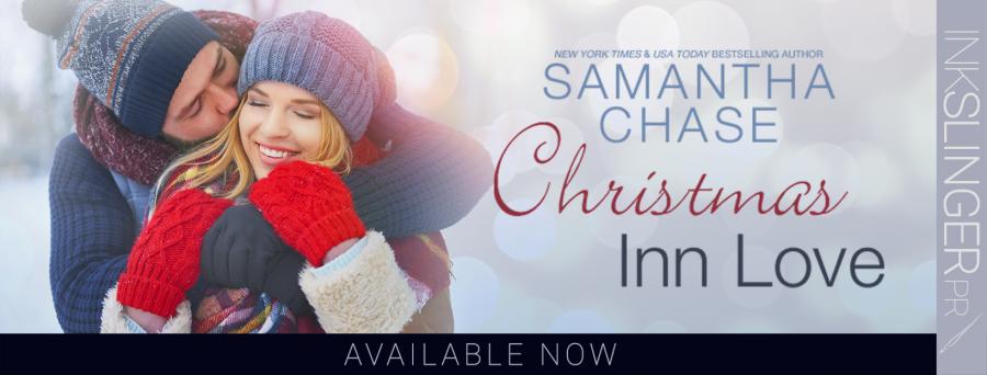 CHRISTMAS INN LOVE Release Day