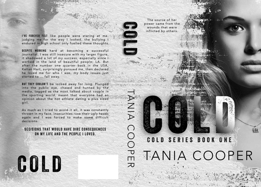 COLD (Cold #1) by Tania Cooper (Full Cover)