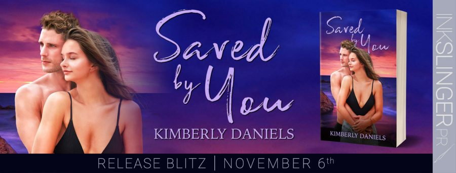 SAVED BY YOU Release Day