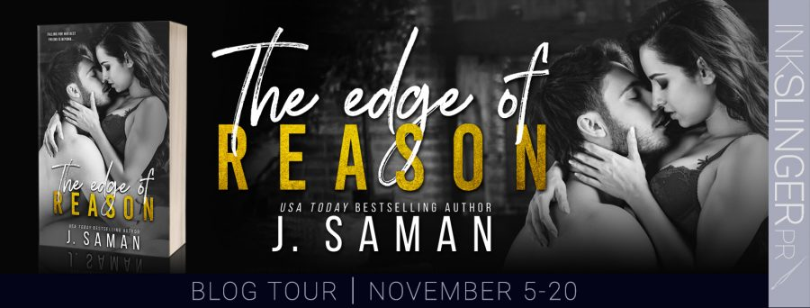 THE EDGE OF REASON Blog Tour