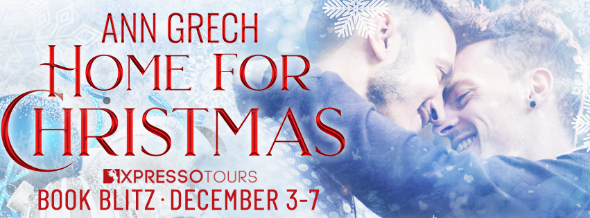 HOME FOR CHRISTMAS Book Blitz