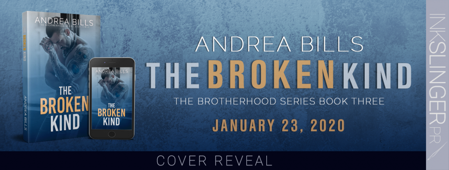 THE BROKEN KIND Cover Reveal