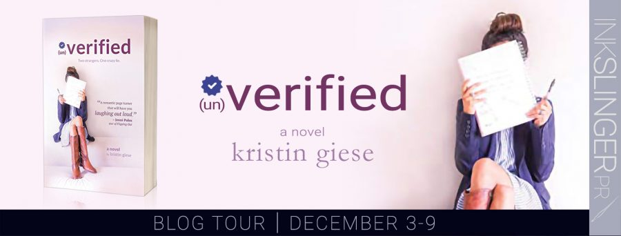 UNVERIFIED Blog Tour