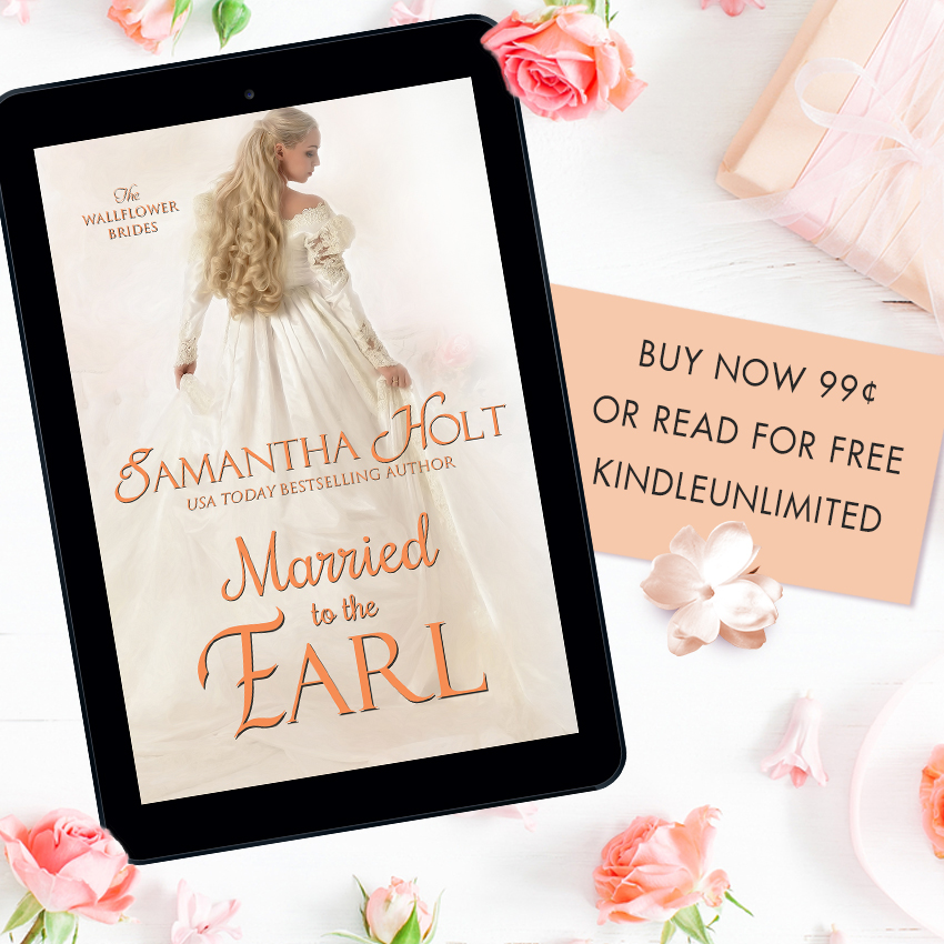 MARRIED TO THE EARL Teaser