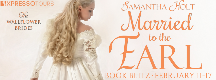 MARRIED TO THE EARL Book Blitz