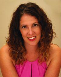 Author Sara Rider