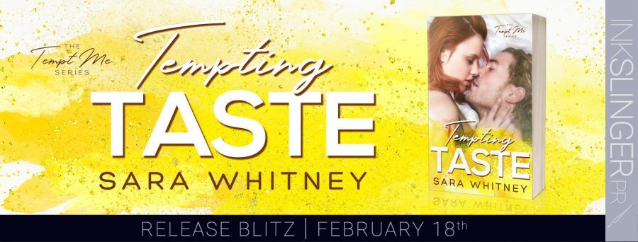 TEMPTING TASTE Release Day