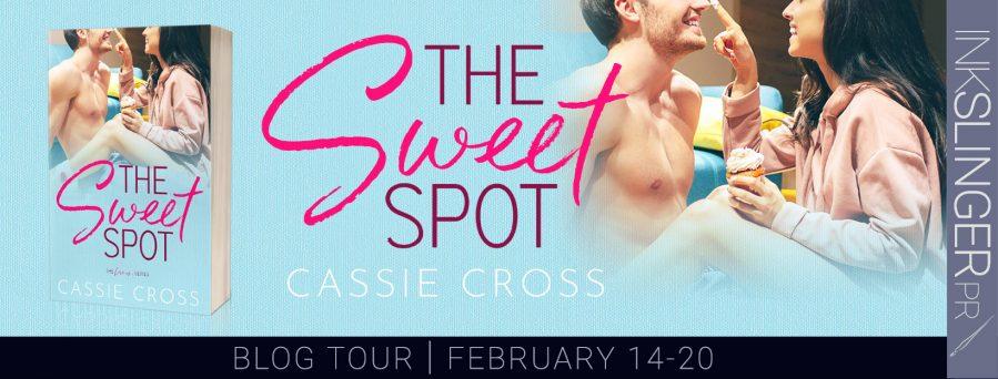 THE SWEET SPOT Blog Tour